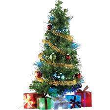 Mini Fiber Optic Christmas Tree Walmart by Fiber Optic Tabletop Christmas Tree Walmart Com