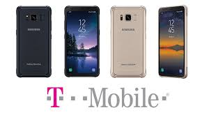 Samsung Galaxy S8 Active is ing to T Mobile soon