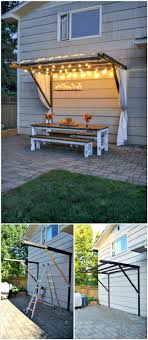 100 DIY Backyard Ideas And Makeover Projects - Page 4 Of 5 - I ... Interior Shade For Pergola Faedaworkscom Diy Ideas On A Backyard Budget Backyards Amazing Design Canopy Diy For How To Build An Outdoor Hgtv Excellent 10 X 12 Alinum Gazebo With Curved Accents Patio Sails And Tension Structures Best Pergola Your Rustic Roof Terrace Ideas Diy Retractable Shade Canopy Cozy Tent Wedding Youtdrcabovewooddingsetonopenbackyard Cover