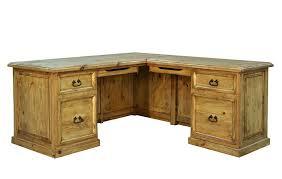 Rustic Office Desks L Shaped Desk Uk