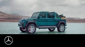 The New Mercedes-Maybach G 650 Landaulet – Trailer – Mercedes-Benz ... Mercedes Benz Maybach S600 V12 Wrapped In Charcoal Matte Metallic Here Are The Best Photos Of The New Vision Mercedesmaybach 6 Maxim Autocon Sf 16 Spotlight 49 Ford F1 Farm Truck Mercedesbenz Seems To Be Building A Gwagen Convertible Suv 2018 Youtube G 650 Landaulet Wallpaper Pickup And Nyc 2004 Otis 57 From Jay Z Kanye West G650 First Ride Review Car Xclass Prices Specs Everything You Need Know Bentley Boggles With Geneva Show Concept Suv 8 Million Dollar Nate Wtehill Legend 7 1450 S Race Truck