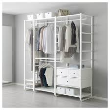 Vestidores y armarios abiertos pra line IKEA