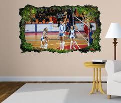 3d wandtattoo spiel frauen turnier selbstklebend wandbild wohnzimmer wand aufkleber 11l1774 3dwandtattoo24 de