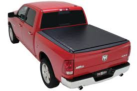 Amazon.com: TruXedo Lo Pro Soft Roll-up Truck Bed Tonneau Cover ...