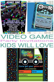 Top Video Game Party Invitations Kids Will Love | Video Game Party ... Video Game Party Invitations Gangcraftnet Invitation On K1069 The Polka Dot Press Monster Truck Birthday Ideas All Wording For Save Gamers Fun Birthdays Planning A 13yr Old Boys Todays Pitfire Pizza Make One Amazing Discount Unique Dump Festooning And Printable Orderecigsjuiceinfo Star Wars Signs New Designs Invitations Fancy Football
