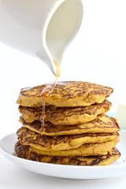Pumpkin Cake Mix Pancakes by Easy Gluten Free Pumpkin Pancakes Fork And Beans