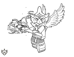 Luxury Lego Chima Coloring Pages 36 About Remodel For Kids With
