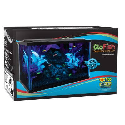 Mainland Glofish Aquarium Kit