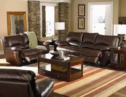 Brown Leather Sofa Decorating Living Room Ideas by Dark Brown Leather Sofa Decorating Ideas 26 With Dark Brown