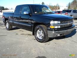2000 Chevrolet Silverado 1500 Z71 Extended Cab 4x4 In Onyx Black ... 2000 Chevrolet Silverado 1500 Z71 Quality Oem Replacement Parts Montevideo Used Chevrolet Silverado Vehicles For Sale Chevyridinghi Regular Cab Specs Buffyscarscom Pickup Truck Beautiful Chevy Ss For Car Wallpaperspictures Lowered Silverado Ls1tech Camaro And Febird Forum Discussion Daves Crew Train Horn Install Short Bed V6 Automatic Alinum Wheels Bushwacker Old Photos Collection All