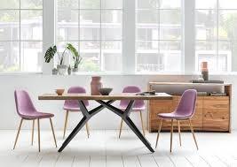 sit esstisch tables mit elegantem metallgestell shabby chic vintage kaufen otto