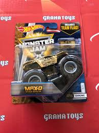 Max-D Chrome 5/7 2017 Hot Wheels Monster Jam Case P 1 - Grana Toys Monster Trucks Wallpaper Revell 125 Maxd Truck Towerhobbiescom Duo Hot Wheels Wiki Fandom Powered By Wikia Traxxas Jam Maximum Destruction New Unused 1874394898 Image Sl1600592314780jpg 2016 2wd Rtr With Am Radio Rizonhobby Team Meents Classic Youtube Harrisons Rcs Cars And Toys Show 2013 164 Scale Gold Axial 110 Smt10 Maxd 4wd