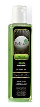 Rustic Art Biodegradable Herbal Shampoo Online Shopping