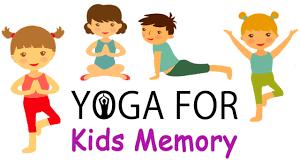 Yoga For Kids Memory
