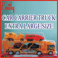 100 Big Truck Toys BIG TRANSPORT CAR CARRIER TRUCK TOYS LARGE SIZE