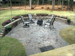 Brick Pavers Cost Image For Cool Patio Brick With Outdoor