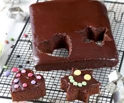 gâteau chocolat et dragées chocolat