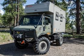 10 Rigs From Overland Expo That Will Make You Want To Sell Your ... Used Mercedesbenz Unimogu1400 Utility Tool Carriers Year 1998 Tree Surgery Atkinson Vos Moscow Sep 5 2017 View On New Service Truck Unimog Whatley Cos Proves That Three Into One Does Buy This Exluftwaffe 1975 Stock Photos Images Alamy New Mercedes Ready To Run Over Everything Motor Trend Unimogu1750 Work Trucks Municipal 1991 Camper West County Explorers Club U3000 U4000 U5000 Special Vehicles Extreme Off Road Compilation Youtube