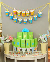Party Cup Garland And Game Video