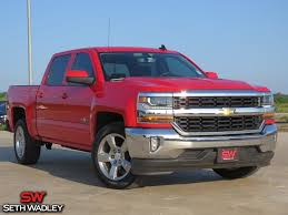 Used 2018 Chevy Silverado 1500 LT RWD Truck For Sale In Pauls Valley ...