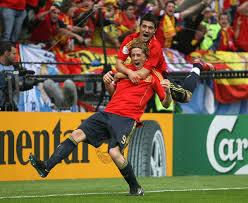 100 Torres Villa Spanish The Spanish Team Wasnt Too Bad That Night Casillas
