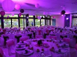 20 idées déco pour votre salle de mariage décoration