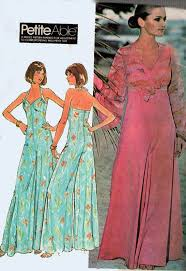 Vintage 70s Sewing Pattern McCalls 5093 Disco By Sandritocat 1800