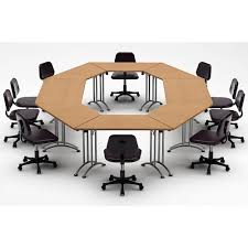 TeamWORK Tables 8-Piece Natural Beech Conference Tables Meeting ... Office Star Tuxedo Conference Table Mad Man Mund Offices To Go Alba R8ws Conference Table Glbr8wsdesmetun Small Bullet L Desk Espresso 12 Foot Solispatio Ligna Rectangular Set Reviews Wayfair Unique Fniture Cuba Ding Mayline Sorrento 8 Sc8esp Generation By Knoll Ergonomic Chair Amazoncom Gof 10 Ft 120w X 48d 295h Cherry Skill Halcon