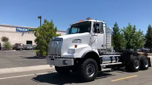 100 Day Cab Trucks For Sale 2009 Western Star 4900 SA 6x6 Tractor YouTube