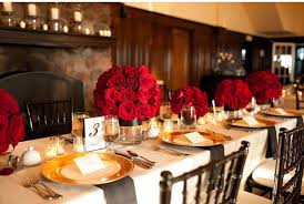Red Brown And Gold Wedding Ideas