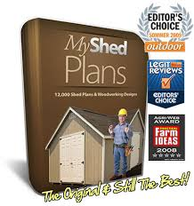 buy shed plans