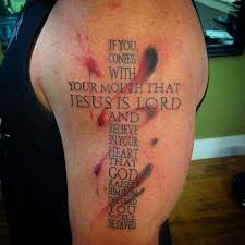 Perfect Cross Tattoos Designs 29