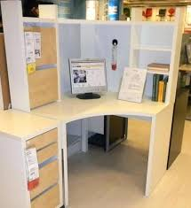 Ikea Borgsjo White Corner Desk by Desk Ikea Borgsjo Corner Desk Computer White Desks For