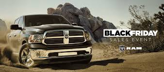 RAM Black Friday Sales Event Near Colorado Springs - Pueblo Ram