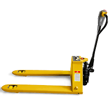 100 Pallet Truck 15T3300LBS Electric Jack Yellow