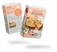 bio backmischung apfelkuchen 1er pack
