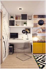 Home Office Designs: Geometric Workspace Decor - Refresh Your ... Home Office Workspace Design Desk Style Literarywondrous Building Small For Images Ideas Amazing Interior Cool And Best Desks On Amp Types Of Workspaces With Variety Beautiful Simple Archaic Architecture Fair Black White Minimalistic Arstic Decor 27 Alluring Ikea Layout Introducing Designing Home Office 25 Design Ideas On Pinterest Work Spaces 3 At That Can Make You More Spirit