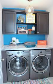 The Big Reveal Simple Laundry Room Ideas