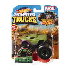 100 Hot Wheels Monster Truck Toys S 164 Scale Diecast Assorted