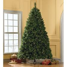 Christmas Tree 75 Pre Lit by Prescott Pine Christmas Tree Princess Decor