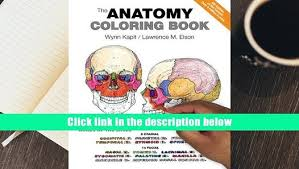 Read Online The Anatomy Coloring Book Wynn Kapit FOR IPAD