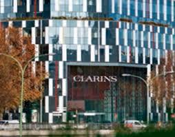 clarins siege clarins choisit vinci facilities