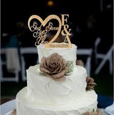 Cake Topper 3 Weddbook