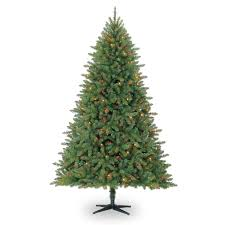 Fixing Christmas Tree Lights In Series by 7 5 Ft Pre Lit Green Hartford Full Pine Artificial Christmas Tree