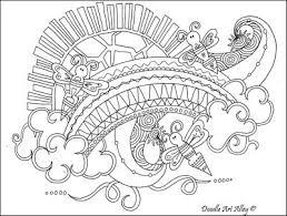 86 Best Coloring Pages Doodle Art Images On Pinterest
