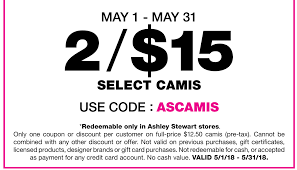 Ashley Stewart Coupon: 2 For $15 Select Camis | Printable ... Ashley Stewart Coupons Promo Codes October 2019 Coupons 25 Off New Arrivals At Top 10 Money Saveing Online Shopping Brands Getanycoupons Laura Ashley Chase Bank Checking Coupon Ozdealcreenshotss3amazonawscom12styles How To Grow Sms Subscribers Using Retailmenot Tatango Loni Love And Have Collaborated On A Fashion Lcbfbeimgs10934148_mhaelspicmarkercoup Fding Clothes Morgan Stewart Coupon Code On Architizer Stylish Curves Pick Of The Day Ashley Stewart Denim Joom Promo Code Puyallup Spring Fair Discount Tickets