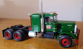 AMT Alaskan Hauler - Scale Auto Magazine - For Building Plastic ...