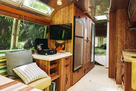 100 Inside An Airstream Trailer The Tommy Bahama Special Edition Gear Patrol