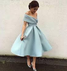 Elegant Prom Dress Knee Length DressesVintage Homecoming DressFormal