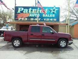 2006 Chevrolet Silverado 1500 In South Houston, TX - Patriot Auto Sales
